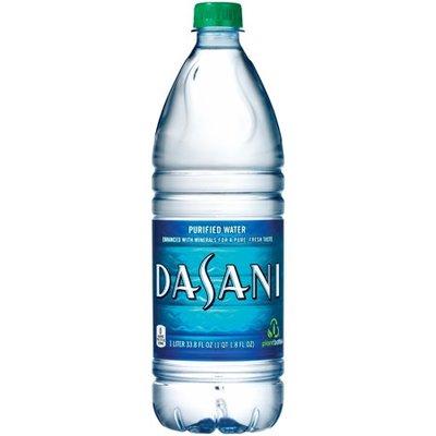 Dasani Water LITER